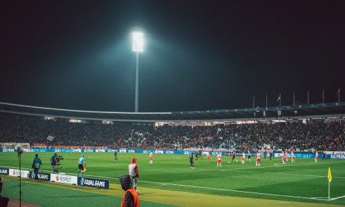 Lighting Poles and Luminaire Selection in and Around Sports Fields